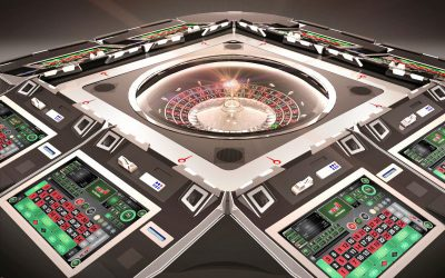 Key One Triple Crown Roulette with 3 wheels has arrived at Las Vegas Casino!