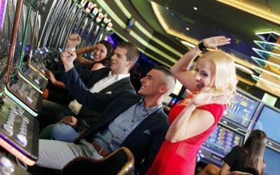 Megérkezett a Novomatic Vip Lounge a Las Vegas Casino Atrium Eurocenterbe!