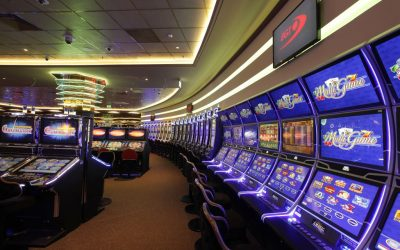 EGT's newest 4 Happy Hits slot machines have arrived at Las Vegas Casino Atrium EuroCenter!