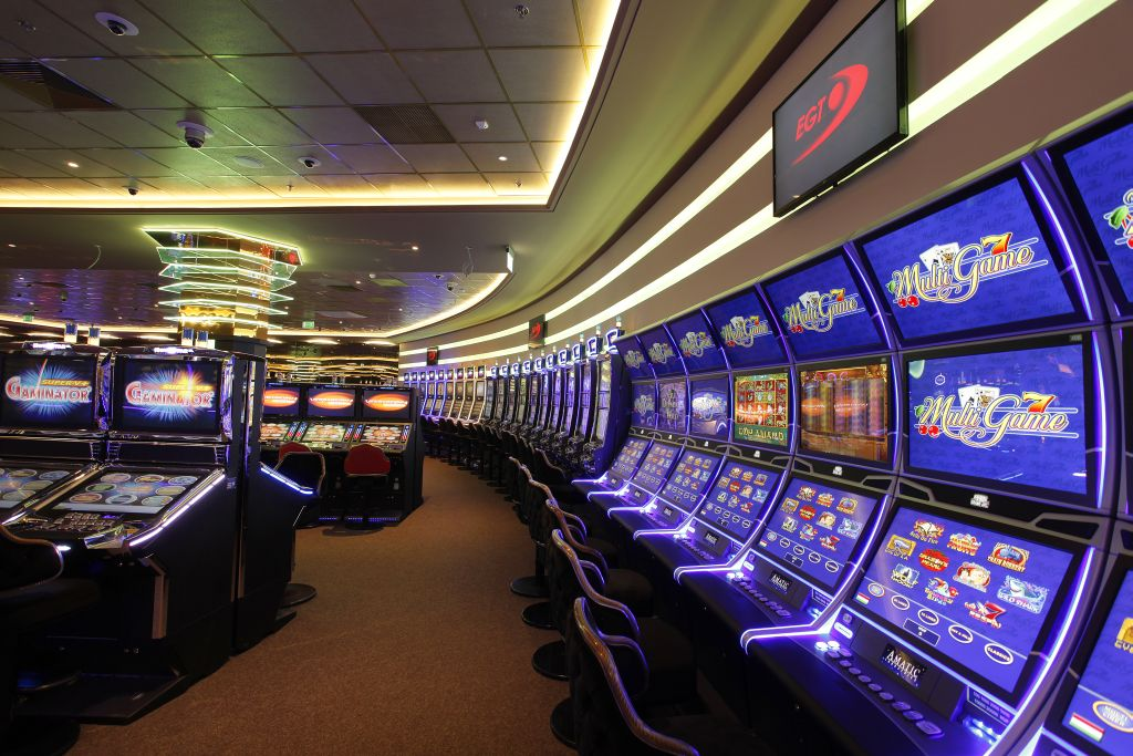 EGT's newest 4 Happy Hits slot machines have arrived at Atrium EuroCenter!