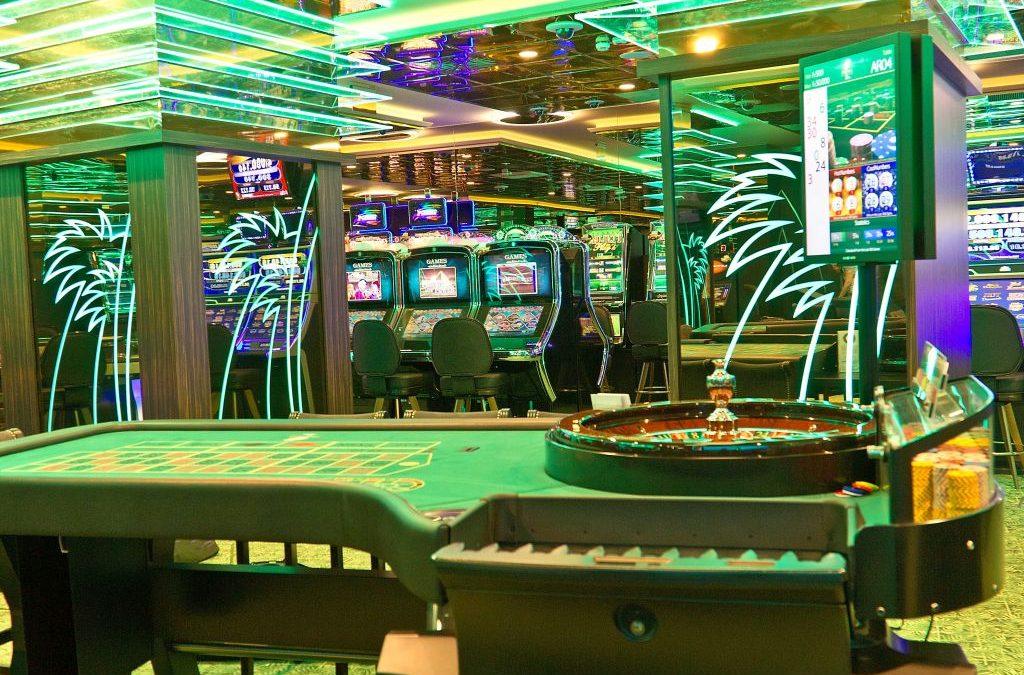 A Las Vegas Casino Tropicana 2018 októberétől új helyre költözik!