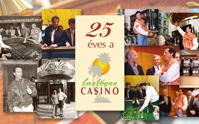 Las Vegas Casino is 25 years old! Photos taken at the opening ceremony.