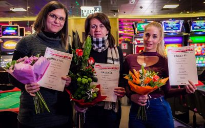 A Budapest Poker Open nyertesei 2016-ban